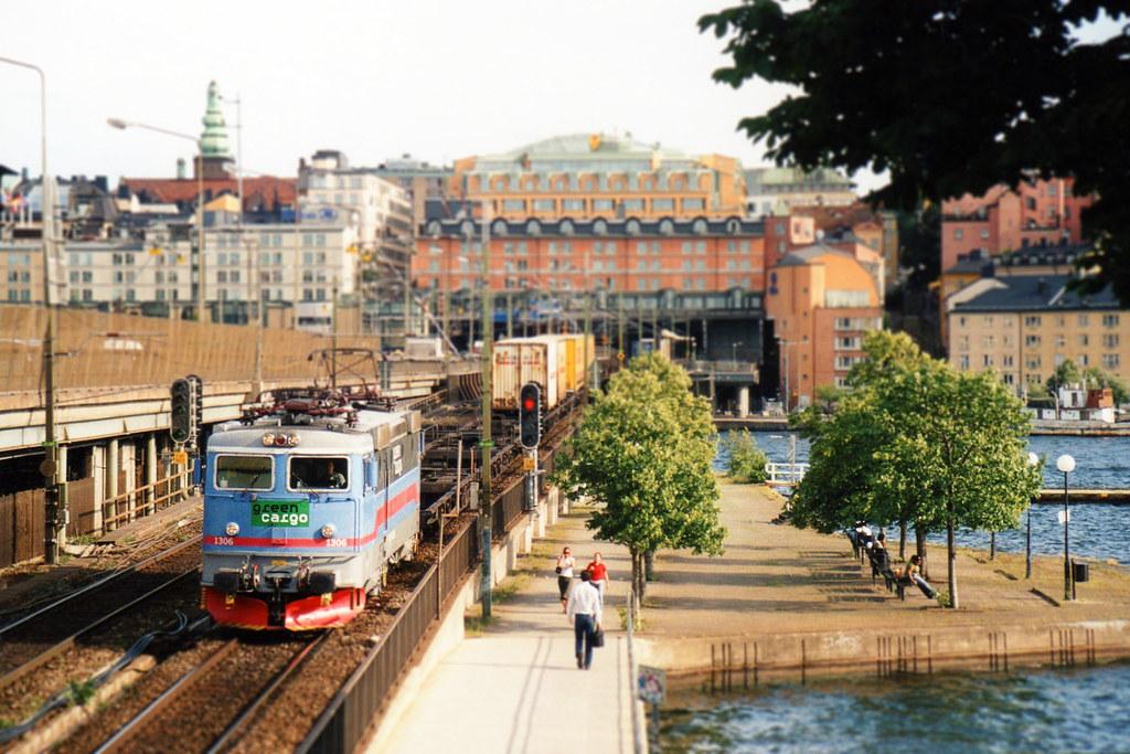 trein stockholm narvik