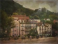 Autumn in Sintra (Jocelyn777) Tags: travel portugal sintra villages textured sincity historictowns