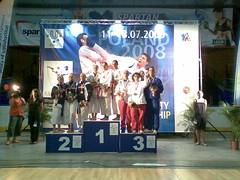 Akademickie Mistrzostwa Świata WKF 11-13.07.2008 WROCŁAW POLSKA