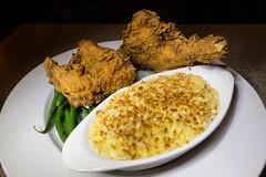 Fried Chicken (Tom Noe) Tags: bar dinner lunch cuyahogafalls darbys americancuisine darbysrestaurant