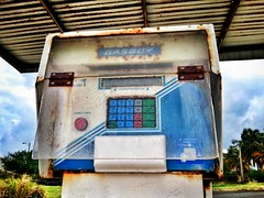 Gasboy (... E M A ...) Tags: old abandoned station puertorico decay military gas base rooseveltroads gasboy