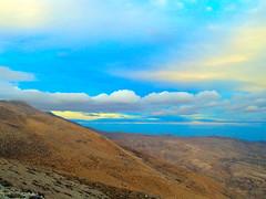 Dahr el Adib - Lebanon (Hanna Khoury) Tags: travel blue sky lebanon mountain tourism clouds montagne landscape peace north el calm bleu  nuages paysage libano ahmar nord liban  deir   adib bekaa            dahr  kadib           ainata