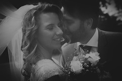 Wedding (siebe ) Tags: wedding holland love dutch groom bride couple veil nederland thenetherlands liefde huwelijk trouwen 2014 bruiloft bruidspaar sluier bruid trouwfoto bruidsreportage trouwreportage bruidsfotografie bruidsfoto siebebaardafotografie