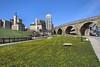 Stone Arch 2 (Greg Riekens) Tags: bridge minnesota nikon downtown minneapolis mississippiriver stonearchbridge millruinspark d7000
