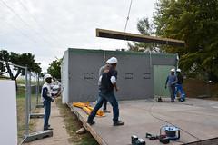 Construction de la Maison des Initiatives de Floirac