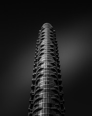Reptilian (vulture labs) Tags: vulture labs long exposure photography workshops london architecture fine art zeiss nikon black white bw