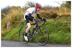 Connor Stevenson. (Paris-Roubaix) Tags: connor stevenson perth city cycles time trials scottish hill climb championships bicycle racing kinross cc freuchie fife