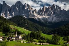 S. Maddalena - Val di Funes (mgirard011) Tags: villnã¶ã trentinoaltoadige italie it 600faves