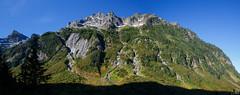 Mount Sefrit (keithc1234) Tags: mountsefrit hanneganpass mountain landscape fallcolor northcascades mtbakerwildernessarea