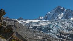 Refuge Albert 1ier - Glacier du Tour - Aiguille du Chardonnet (Monet_P) Tags: hautesavoie france paysagemontagne automne letour alpes