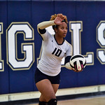 BHS Varsity Volleyball vs WKHS 10-18-16