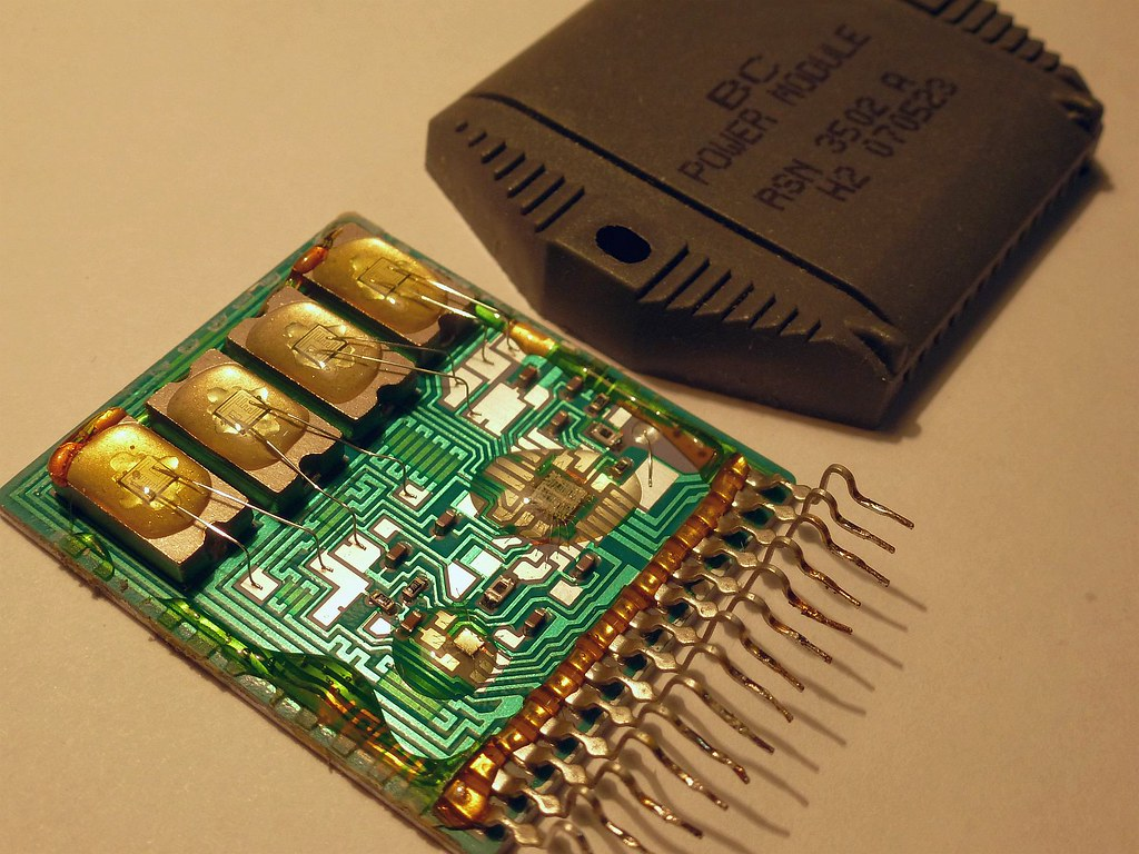 фото: BC Power Module RSN 3502 A