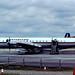 D-AOAU Il18 Interflug Fairford 22-07-91