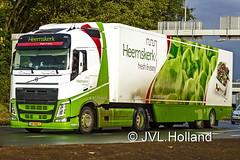 Volvo FH  NL  HEEMSKERK 161103-015-c4 JVL.Holland (JVL.Holland John & Vera) Tags: volvofh nl heemskerk truck transport vervoer netherlands nederland holland europe canon jvlholland