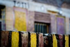 (massimopisani1972) Tags: garbatella roma rome italia italy nikon 28300 quartieregarbatella muro wall totti massimopisani massimo pisani d610 20300