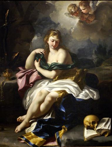 Francesco Solimena, Maria Magdalena (Mary Magdalene)