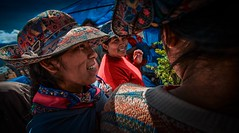 Chivay - Per (Roberto Farina Travel Photography) Tags: per people chivay ande etnico colors wuman human latin america maya