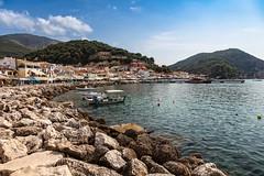 Parga (Thomas Mulchi) Tags: parga epirus greece 2016 boats sea summer ipirosditikimakedonia gr