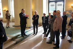 BJA Visit to the Federal Parliament - DSC06332