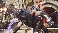Ornaments (polyneutron) Tags: unrealengine paragon moba character gideon caster attack combat depthoffield
