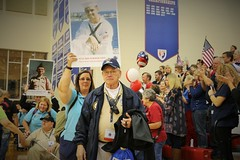 Shafer, Rondall (Ron) 20 Red (indyhonorflight) Tags: ihf indyhonorflight charity taboas privatetaboas 20 rondall ron schafer red public2021 public homecoming