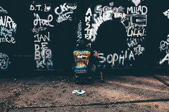 Tag Along... (a g n  s) Tags: ndsm streetart instawalk amsterdam tagging iamsterdam