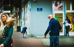 Untitled. (Zlatko Vickovic) Tags: street streetphotography color novisad srbija serbia vojvodina zlatko vickovic lightandshadow shadow urban city streetcolor people zlatkovickovicphotography