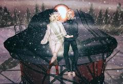 Destination (Spirit Eleonara) Tags: second life photography light shadow colour coco doll avatar arcade drd arctic express