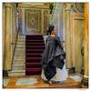 (2412) Indumentària Civil al Palau del Marquès de Dosaigües (QuimG) Tags: trobadaterresdevalència palau interior portrait retrat retrato olympus quimg quimgranell joaquimgranell afcastelló specialtouch obresdart