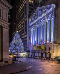 Christmas Blues (ClaireGen) Tags: