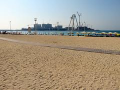 """The beach at """"The Beach"""" (oobwoodman) Tags: dubai uae thebeach jumeirah beach"""