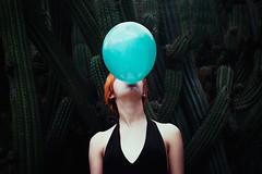 Aire condicionado (Ibai Acevedo) Tags: segundo portraits globo balloon cactus pinchos color air aire hope fe o
