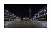 Piazza San Marco (Explore 08/12/16 #31) (andyrousephotography) Tags: venice piazzasanmarco stmarks basilica campanile tower morning early darkness blackness damp wet lights starbursts andyrouse canon eos 5d mkiii