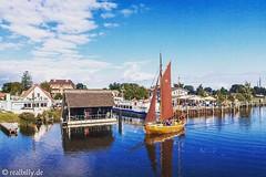 #zingst #darss #zeesenboot #hafen #ostsee #balticsea