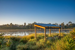 Forgotten (tfhammar) Tags: lakepark tampa florida early morning light