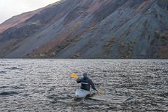 WastWaterKayak061116-6071 (RobinD_UK) Tags: wast water kayak paddle cumbria lake district wasdale