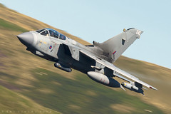 'MARHAM12' (benstaceyphotography) Tags: raf panavia tornado gr4 lowlevel flight flying bomber fast jet military fighter marham royal air force motion blur panning speed sm valley borders nikon aviation