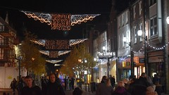 Carlisle Christmas Lights 2016 (ambo333) Tags: carlislechristmaslights carlisle cumbria england uk carlislecitycouncil discovercarlisle christmas thelanes
