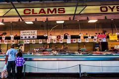 Fresh Bay Croakers (clif_burns) Tags: fishmarket food washingtondc waterfrontphotowalk wharves