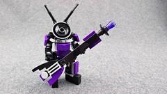 Noisy Cricket (Deltassius) Tags: mfz mf0 frame mech mecha robot war military space lego microscale science fiction