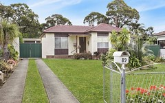 89 Mandarin Street, Fairfield East NSW