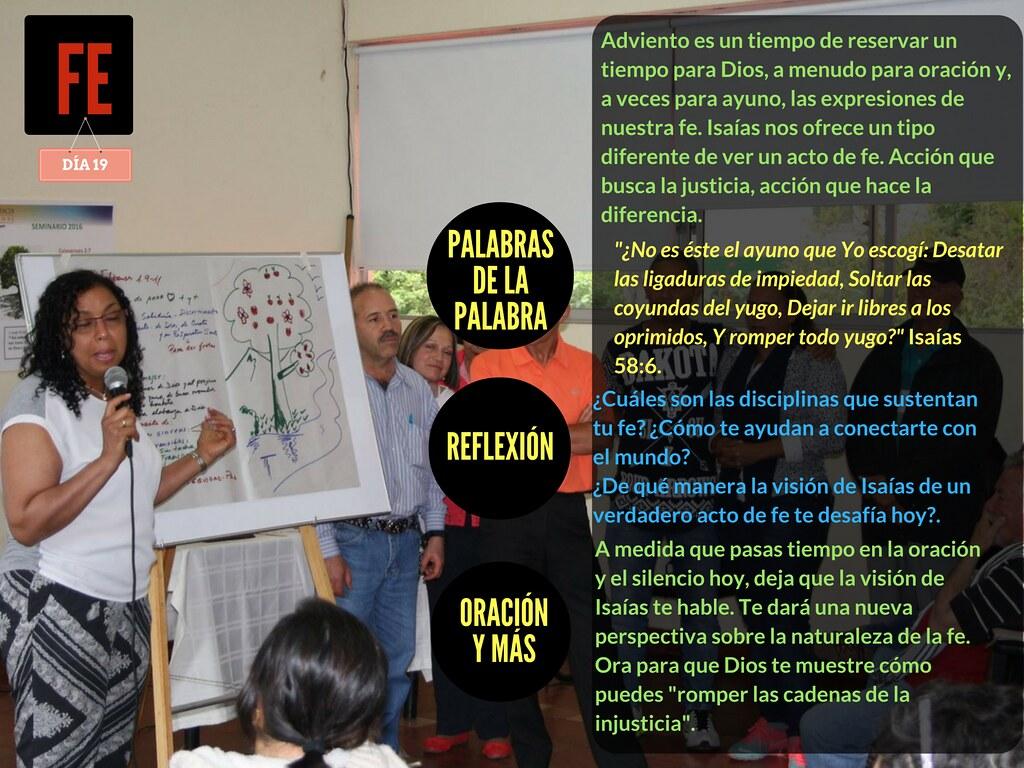 Visiones fe comunion de gracia internacional tags fe injusticia isaias oprimidos tuyoelmundoydios