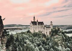 The Enchanted Castle (Stediv) Tags: neuschwanstein castle photoshop