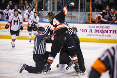 "Missouri Mavericks vs. Fort Wayne Komets, November 11, 2016.  Photo: John Howe/ Howe Creative Photography • <a style=""font-size:0.8em;"" href=""http://www.flickr.com/photos/134016632@N02/30894065231/"" target=""_blank"">View on Flickr</a>"