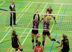 1B260984 (roel.ubels) Tags: vv utrecht eurosped galgewaard volleybal volleyball 18 finale nationale beker