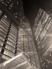 A Trump Tower up-shot (williamw60640) Tags: trumpinternationalhotel chicago urbanbuildings trump hirise