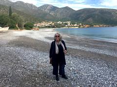 Ritsa on the Beach (RobW_) Tags: ritsa paralia beach kyparissi lakonia peloponnese greece saturday 12nov2016 november 2016