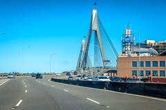 ANZAC Bridge Sydney-2 (Quick Shot Photos) Tags: bondi canon cockatooisland sculpturesbythesea sydney tamaramabeach art pyrmont newsouthwales australia au