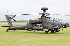 ZJ205 WAH-64D Gunship 2 (Antonio Doblado) Tags: duxford veday aviacin aviation aircraft helicoptero zj1205 boeing westland apache ah64 gunship gunship2 rotorcraft chopper