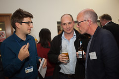 """The University of Reading, Henley Business School """"In the spotlight"""" lecture on - The changing Landscape of the Brewing Industry. (Henley Business School) Tags: brewery brewing centre education hbs henleybusinessschool icma keynotelecture lecture universityofreading uor whiteknights engaging business"""